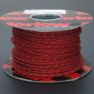 113102<br>マーローエクセルレーシング1.5mm 100M  Red<br>(ER0006)