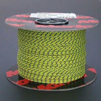 113113<br>マーローエクセルレーシング2mm 100M  Lime<br>(ER0090)