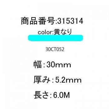315314<br>GRPバテン30mmx5.2mmx 6M<br>(30CT052)