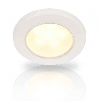 741221<br>Euro 75 LED ウォームホワイト24V WHITE Rim スクリューMt<br>(2JA 958 109-11)