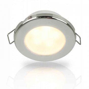741204<br>Euro 75 LED ウォームホワイト12V SS Rim スプリングMt<br>(2JA 958 109-52)