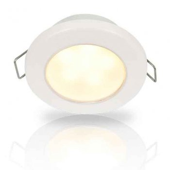 741223<br>Euro 75 LED ウォームホワイト24V WHITE Rim スプリングMt<br>(2JA 958 109-61)