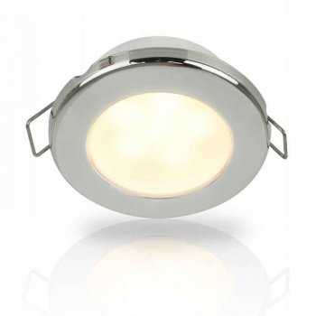 741224<br>Euro 75 LED ウォームホワイト24V SS Rim スプリングMt<br>(2JA 958 109-62)