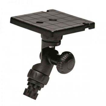 750132<br>RAILBLAZA 魚群探知機マウント R-Lock 102x102mm 3 軸<br>(02-4140-11)