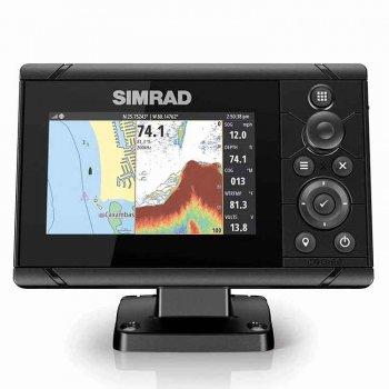 420402<br>クルーズ 5インチ  GPSプロッター魚探 <br>(000-14998-001)