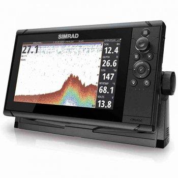 420404<br>クルーズ 9インチ  GPSプロッター魚探 <br>(000-15000-001)