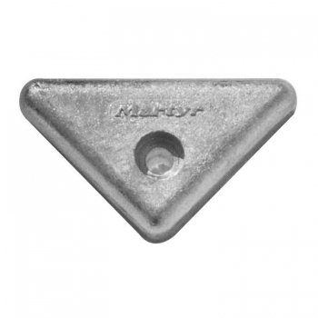 320853<br>CanadaMetal 防蝕亜鉛 Volvo 三角 290-DPX用<br>(CM872793)