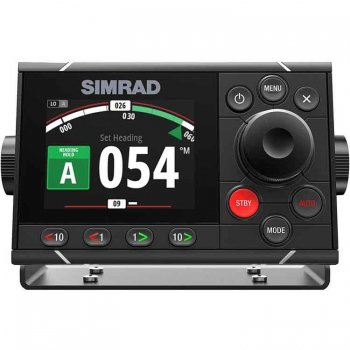 420626<br>Simrad AP48 ロータリー オートパイロットコントロールヘッド<br> (000-13894-001)