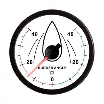 602002<br>Vetus 舵角指示器 12/24 V 114( 107 mm )<br> (RUDDW40)