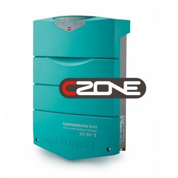 710008<br>MasterVolt ChargeMaster Plus 充電器 24V80Amp 2Bank<br>(44320805)