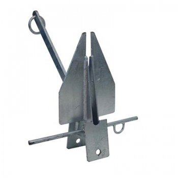 100010<br>アンカー ダンフォース型 40kg 亜鉛メッキ