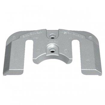 320927<br>CanadaMetal Zinc Merc BRAVO プレート<br> (CM821630Z)
