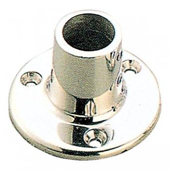 403211<br> パイプフィッティング90゚丸ベース SUS 25mm<br> (KH86139)