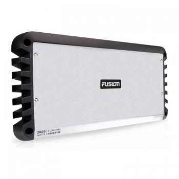 500190<br>FUSION 2kw Dクラス8チャネルマリンアンプ<br>(SG-DA82000)