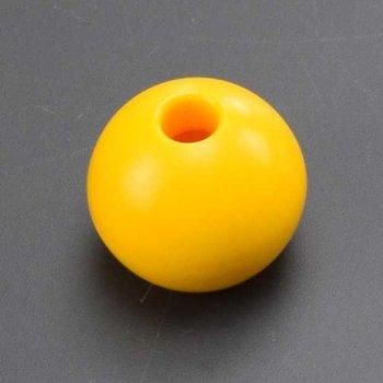 M-Ball 34-9 Y<br>PLボール34X9mm イエロー<br>(9P)