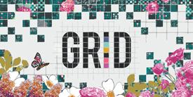 Grid  グリッド