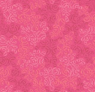 NE-111  Hot Pink -Nature Elements  コットン100%