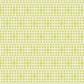 SE-603  Lemongrass  -Squared Elements   コットン100%