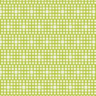 SE-610  Lime  -Squared Elements   コットン100%