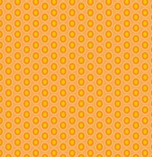 OE-901 Papaya Orange -Oval Elements  コットン100%