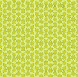 OE-902 Green Apple  -Oval Elements  コットン100%
