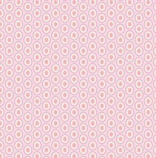 OE-904 Petal Pink  -Oval Elements  コットン100%
