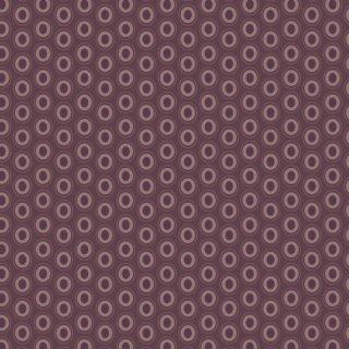 OE-915 Prune Brown -Oval Elements  コットン100%
