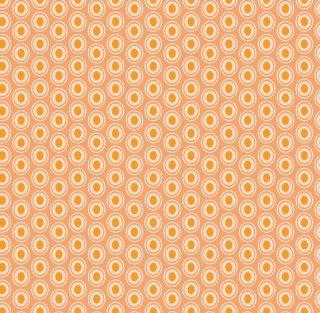 OE-924 Peaches 'n Cream -Oval Elements  コットン100%