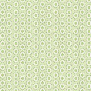OE-934 Sugar Green -Oval Elements  コットン100%