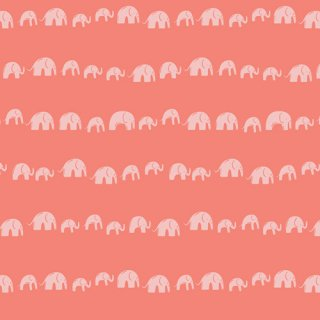 <img class='new_mark_img1' src='https://img.shop-pro.jp/img/new/icons3.gif' style='border:none;display:inline;margin:0px;padding:0px;width:auto;' />SLV-14515 Elephants Echo Earthy - Selva コットン100%
