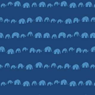 <img class='new_mark_img1' src='https://img.shop-pro.jp/img/new/icons3.gif' style='border:none;display:inline;margin:0px;padding:0px;width:auto;' />SLV-24515 Elephants Echo Electric- Selva コットン100%