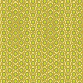 OE-907 Chartreuse  -Oval Elements  在庫あり コットン100%