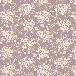 <img class='new_mark_img1' src='https://img.shop-pro.jp/img/new/icons3.gif' style='border:none;display:inline;margin:0px;padding:0px;width:auto;' />SPT-95225 Calico Days Lavender -Spirited コットン100%