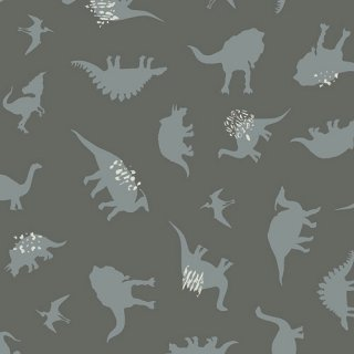 EST-76503  Dinomania Subtle- Esoterra【カット販売】 コットン100%