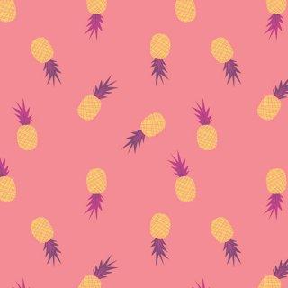 SRN-6356   Ananas Sorbet -Sirena【カット販売】 コットン100%