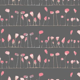 WND-2535  Petal Flamingoes Coo 【カット販売】 コットン100%