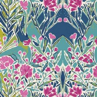 BLB-44724 Ms Woolf Calmwater- Bloomsbury 【カット販売】 コットン100%