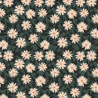 HEH-42787 Lila's Pressed Flowers- Her & History【カット販売】 コットン100%