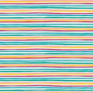 HLS-66960 Sunlit Stripes- Hello Sunshine【カット販売】 コットン100%