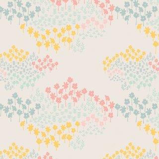 DDR-25450 Flutterby Flowers -Daydream コットン100%
