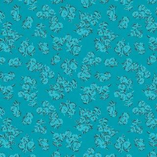 TFS-99101 Petalled Ideal  -The Flower Society コットン100%