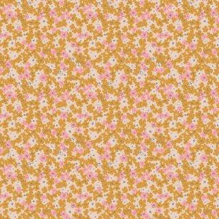 TFS-99103 Retro Prairie Fresh  -The Flower Society コットン100%