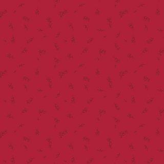 TFS-99104 Dainty Fleuriste Ruby  -The Flower Society コットン100%