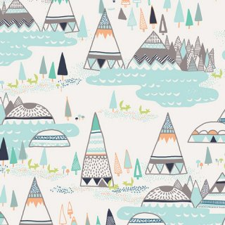 <img class='new_mark_img1' src='https://img.shop-pro.jp/img/new/icons3.gif' style='border:none;display:inline;margin:0px;padding:0px;width:auto;' />IS-50010 Woodland Pine -Timeless Prints コットン100%