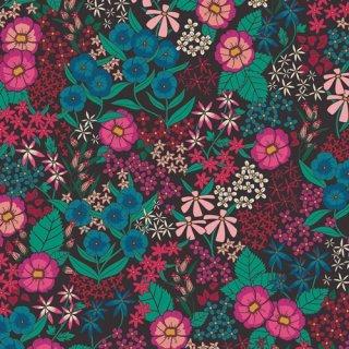 TFS-99100 Perennial Soiree  -The Flower Society  在庫あり コットン100%