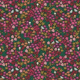TFS-99109 Striking Gardenista  -The Flower Society  在庫あり コットン100%