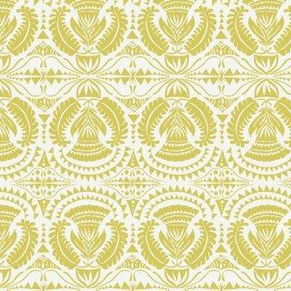 PLN-94507 Honeyleaf -Pollinate 【カット販売】コットン100%