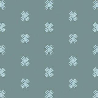 PLN-94511 Garden Geometry -Pollinate 【カット販売】コットン100%