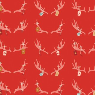 <img class='new_mark_img1' src='https://img.shop-pro.jp/img/new/icons3.gif' style='border:none;display:inline;margin:0px;padding:0px;width:auto;' />CMA-25131 Cheerful Antlers -Cozy & Magical コットン100%