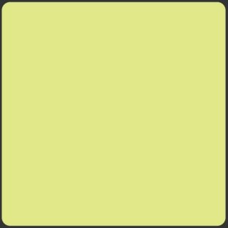 PE-409 Light Citron コットン100%